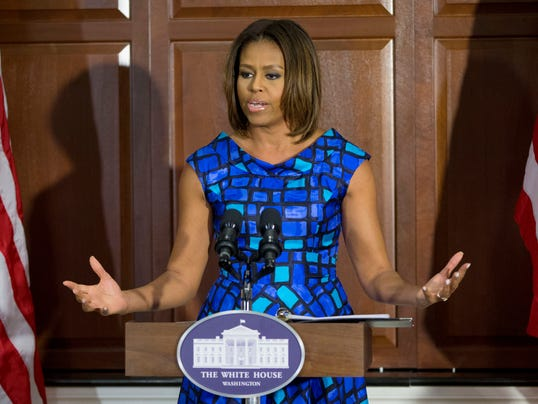 AP Michelle Obama Nutrition