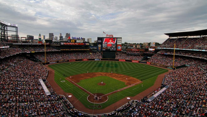 The Braves have played at Turner Field since 1997.