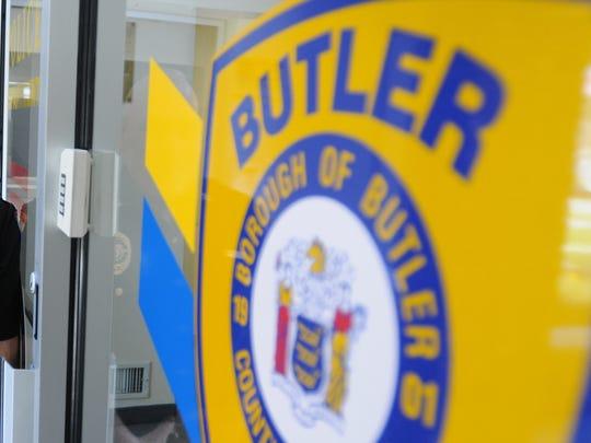 Butler Police Chief Ciro Chimento