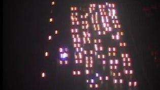 I-40 west traffic crash