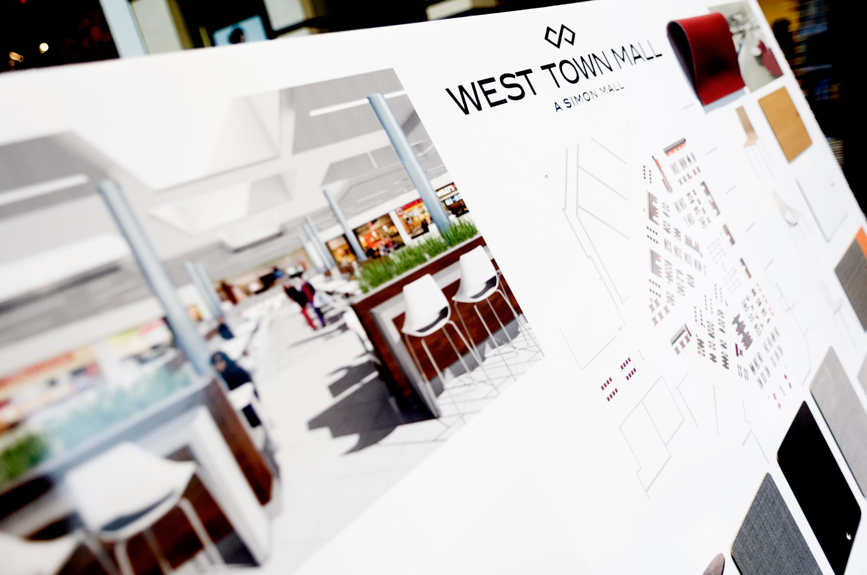 West Town Mall Announces Renovations And Upgrades