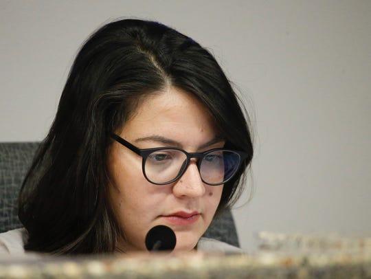 District 2 city Rep. Alexsandra Annello requested $315,000