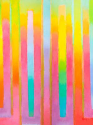 """Pavanne,"" by Trevor Bell"