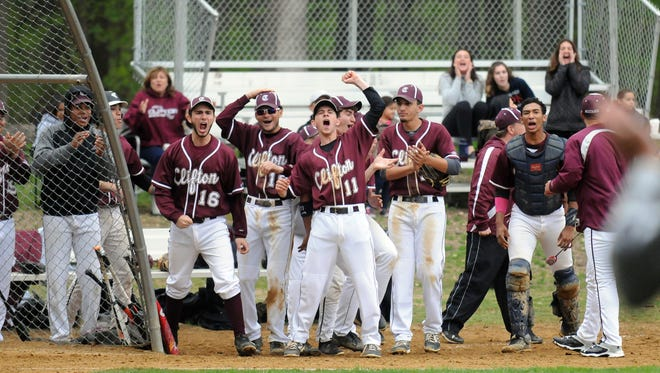 Clifton is the No. 1 seed for the 2016 Passaic County baseball tournament.