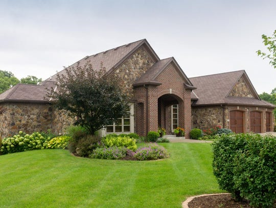 This Waukee house sold for $1,050,000.
