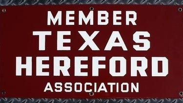 The Texas Hereford Association is headquartered in Fort Worth.