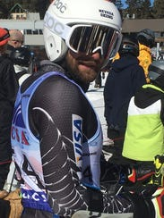Nico Monforte, of Truckee, won his second national