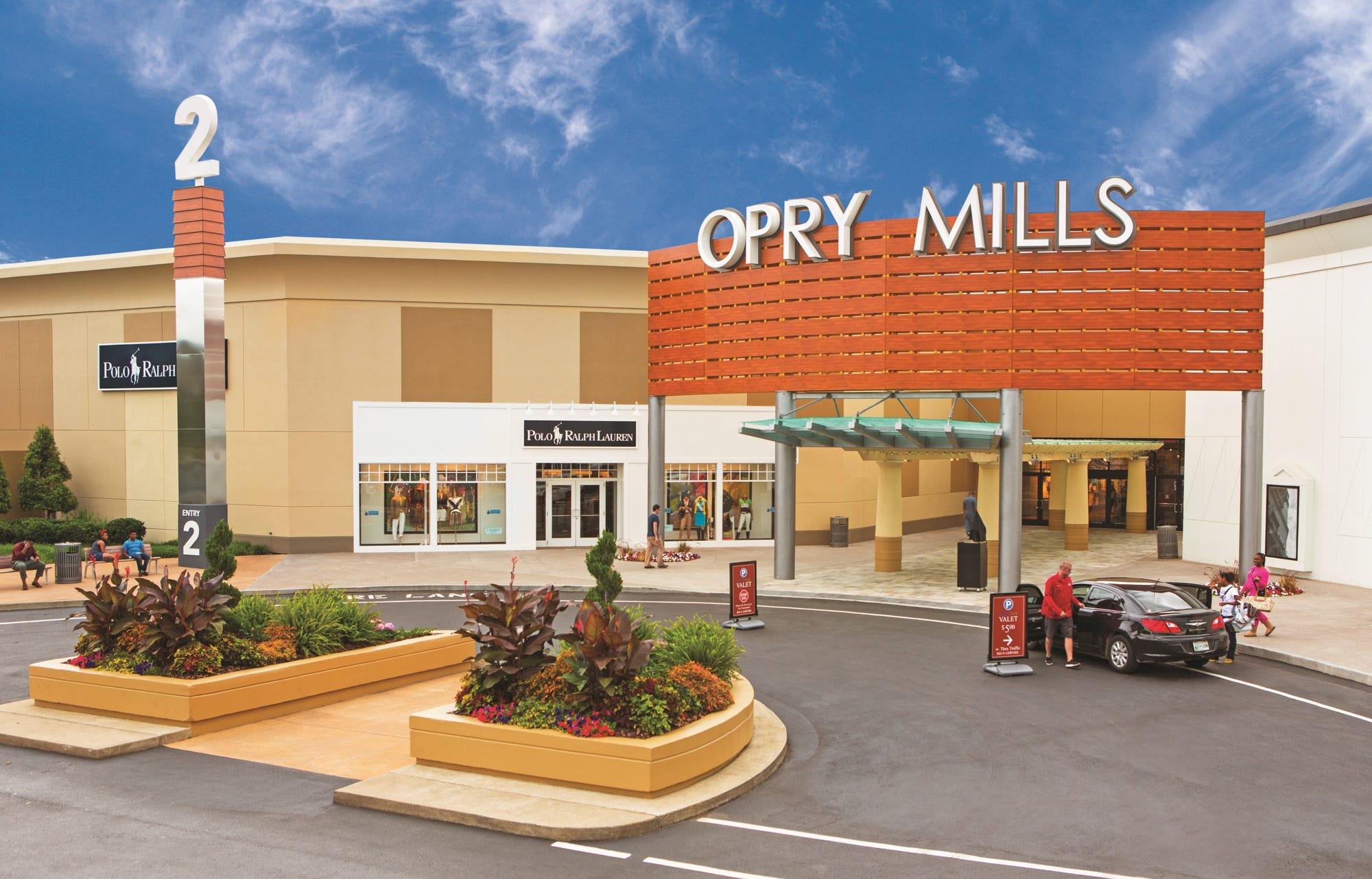 Nashville Mills Mall