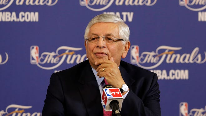 Former NBA commissioner David Stern hasn't forgotten the criticism he received from Bryant Gumbel during the NBA lockout.