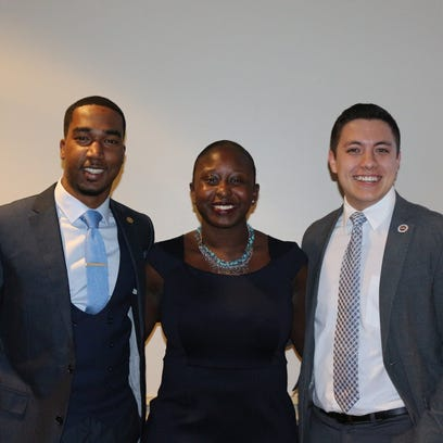 BREAKING: Stacey Pierre elected as Student Body President