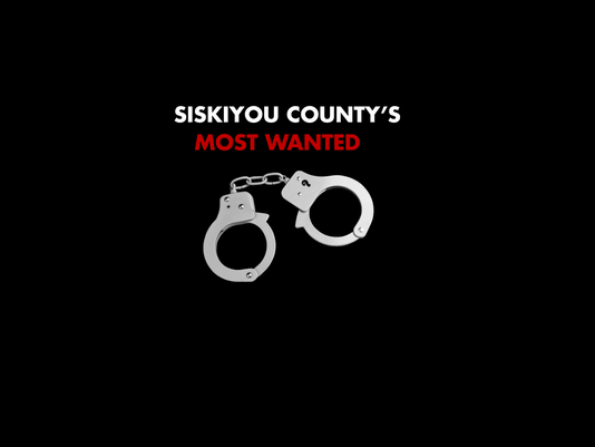 #stockphoto most wanted Siskiyou County
