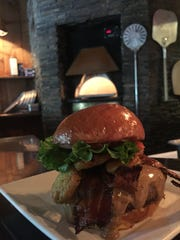 Check out the Elvis Burger at Moore's Tavern for an