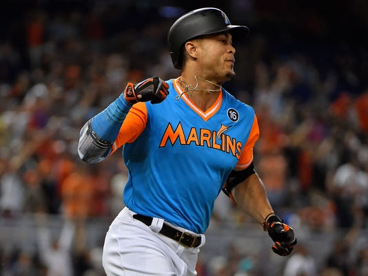MLB: San Diego Padres at Miami Marlins