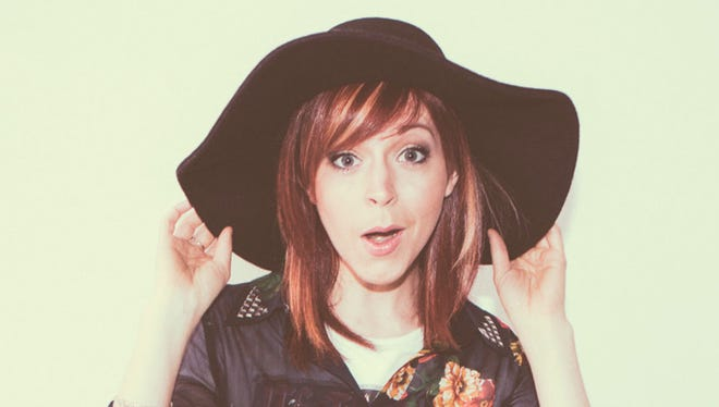 Lindsey Stirling will bring her Music Box Tour to Comerica Theatre in Phoenix.