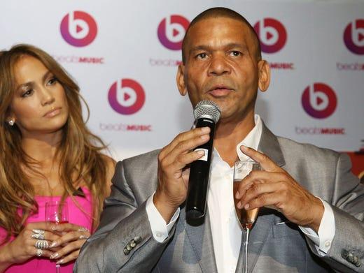 Jennifer Lopez' longtime manager Benny Medina is accused