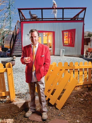 Doug Stanhope will perform at Club 337 on Sept. 15.