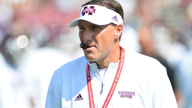 Dan Mullen and Mississippi State opened practices to the 2016 season on Tuesday.