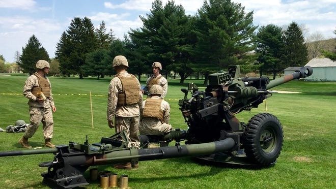 Picatinny Arsenal issued a noise warning on Monday for residents close to the base in conjunction with an on-site media day featuring live demonstration firings.