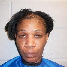 Mug shot of Tammy Brown