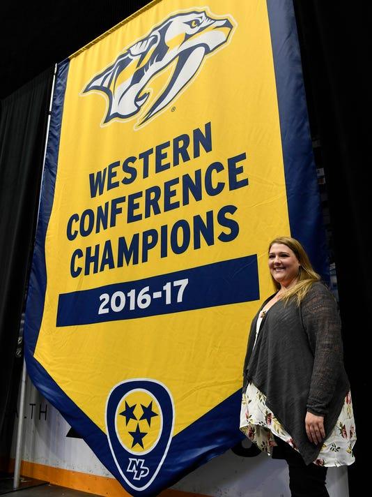 NAS - Predators championship banner