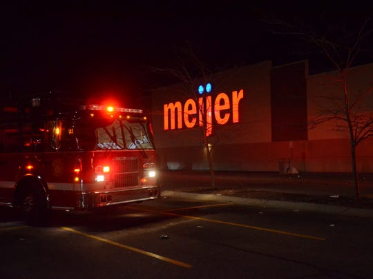 Battle Creek firefighters were called Monday to the Meijer Inc. store at 2191 W. Columbia Ave for an electrical fire.