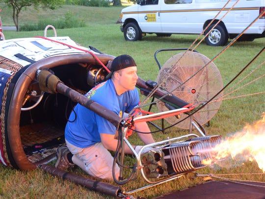Battle Creek native, Steve Mitchell, now living in