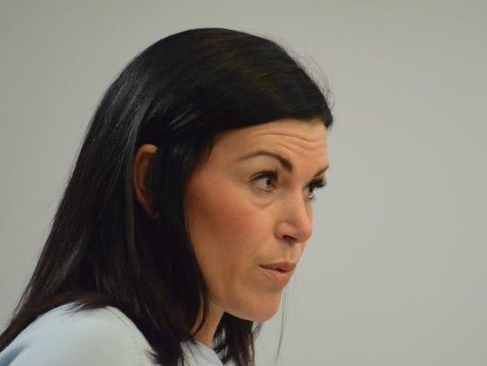 Leah Ortiz, Arc director