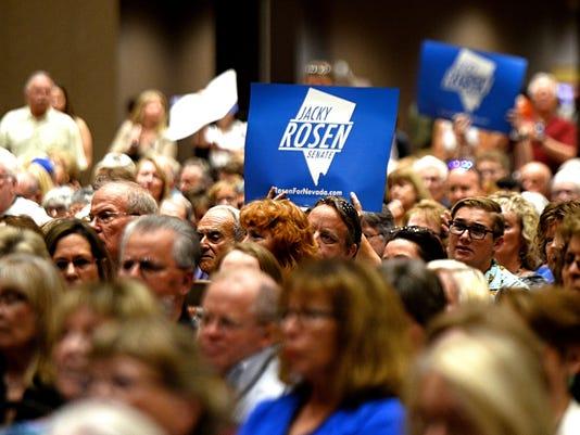 2018 Democratic Convention Reno