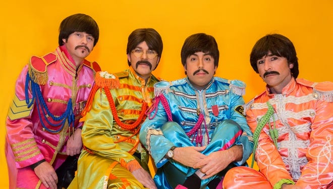 "The award-winning, nationally touring production ""In My Life – A Musical Theatre Tribute to the Beatles"" returns Sunday to the Elsinore Theatre."