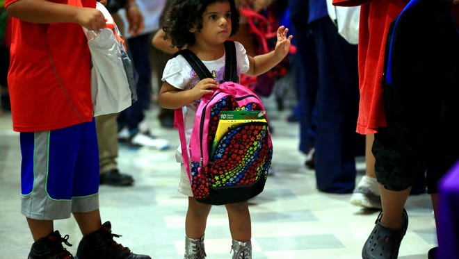 Robstown ISD will host the fifth annual Back to School Rally from 5:30-6:30 p.m. Friday, Aug. 4 at Robstown Early College High School football stadium, 609 W. Highway 44, Robstown. Refreshments, entertainment, and first 500 students will receive a free backpack filled with school supplies. Cost: Free. Information: 361-767-6600.