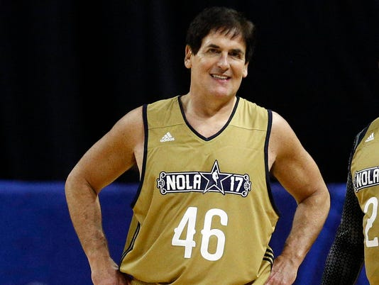 USP NBA: ALL-STAR CELEBRITY GAME S BKN USA LA