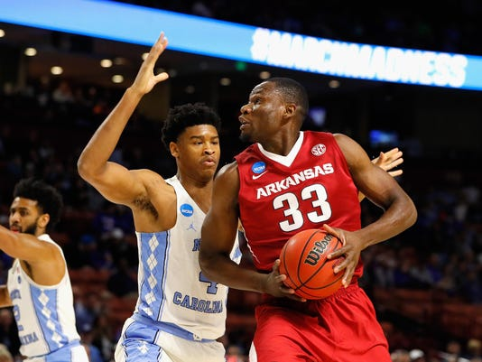 Arkansas v North Carolina