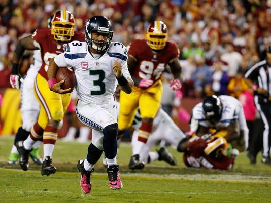 Seahawks Redskins Football (3)