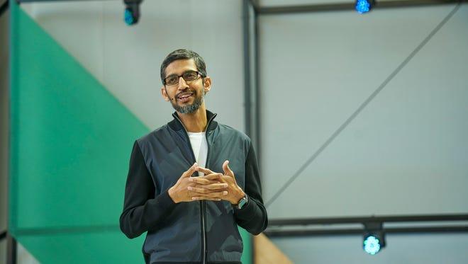 Google CEO Sundar Pichai has joined the Alphabet board.