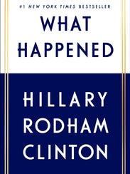 """""""What Happened"""" by Hillary Rodham Clinton"""