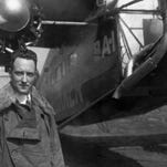 Richard Byrd was hailed as a national hero 90 years ago as the first person to fly over the North Pole.