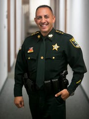Lee County Undersheriff Carmine Marceno is the son