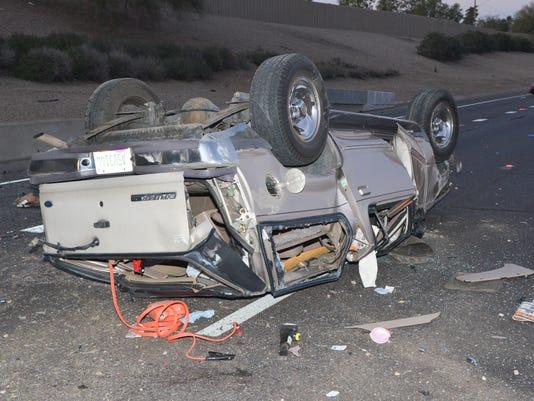 Fatal freeway accidents