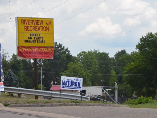 Riverview Recreation, 2000 E. Columbia Avenue in Battle