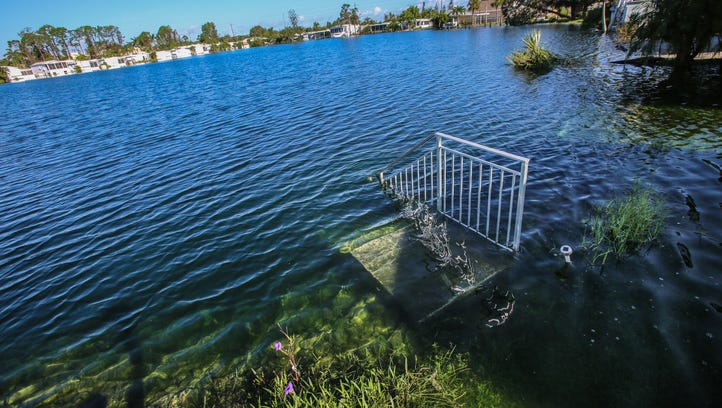 High tides set, tie records for Naples, Fort Myers in 2017