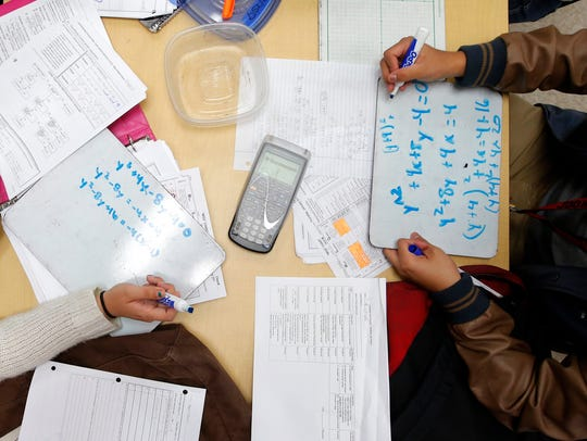 The growth of homework nationwide has remained fairly
