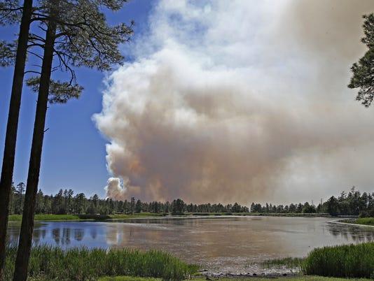 Cedar Creek Fire