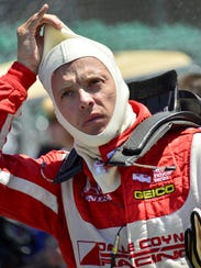 Dale Coyne Racing IndyCar driver Sebastien Bourdais