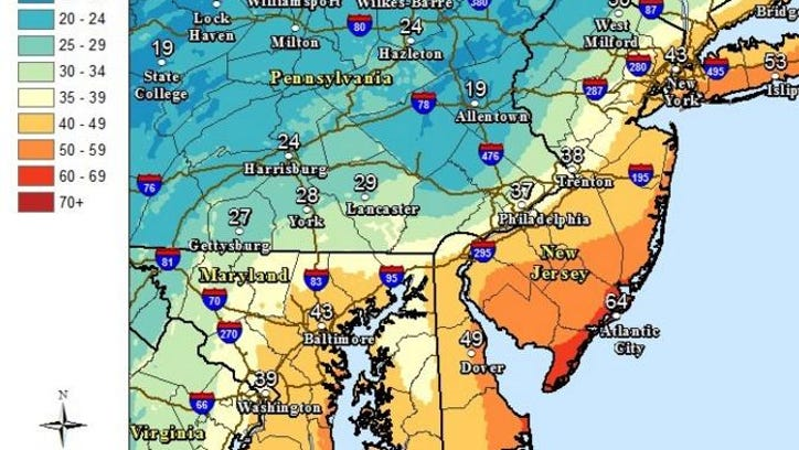 Experts: Winter storm poses major threat to NJ