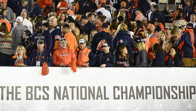 It cost Auburn $3.13 million to travel to the BCS National Championship game, including nearly $60,000 for 211 unsold tickets.