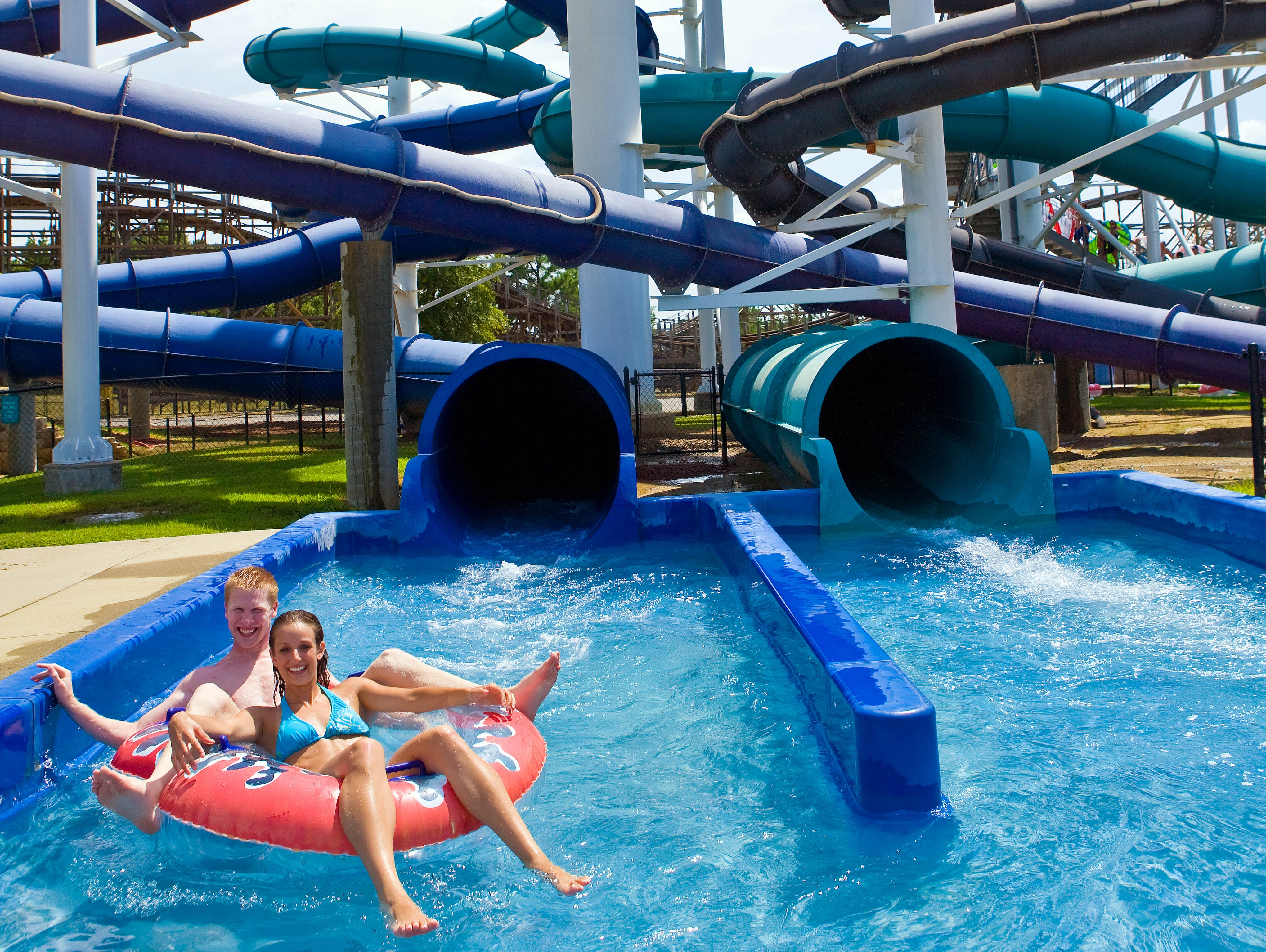 Get discounted tickets to Carowinds theme park and water park along with many others!