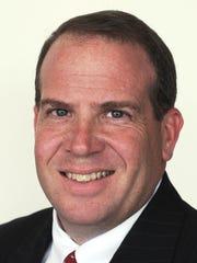 Steuben County District Attorney Brooks Baker