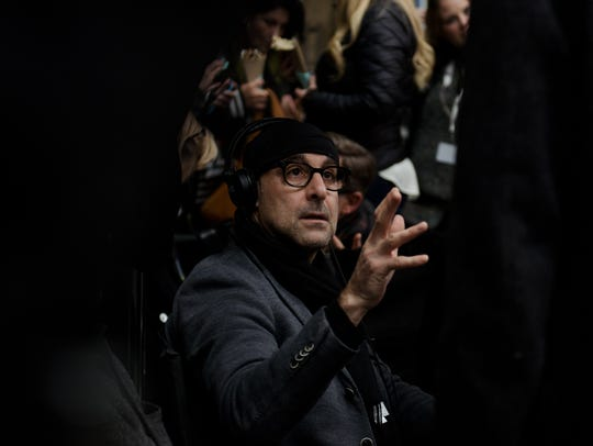 Oscar-nominated actor Stanley Tucci is the writer and