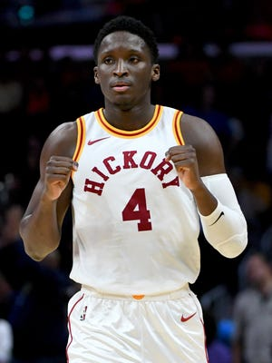 Pacers guard Victor Oladipo was named Eastern Conference Player of the Week.