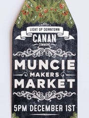 Holiday Muncie Makers Market will take place at Canan